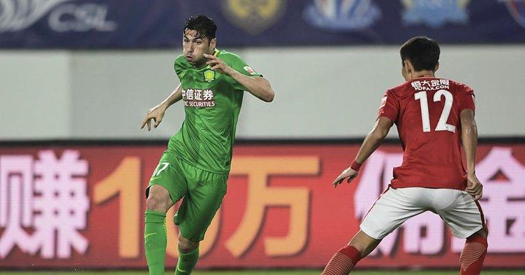 Çin'den Trabzonspor'a Burak Yılmaz müjdesi