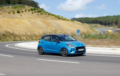TEST · Hyundai i10 1.2 AMT Elite