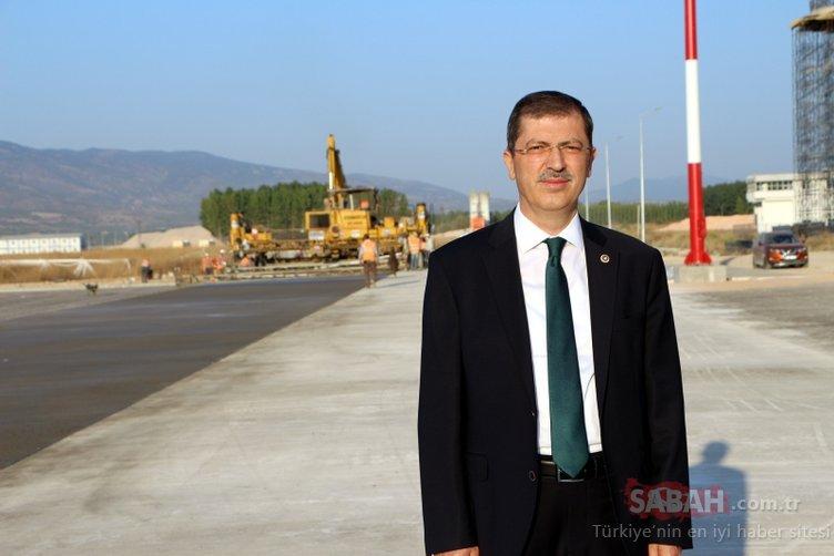 Tokat yeni havalimanı projesinde sona gelindi! Milyonlara büyük kolaylık sağlayacak