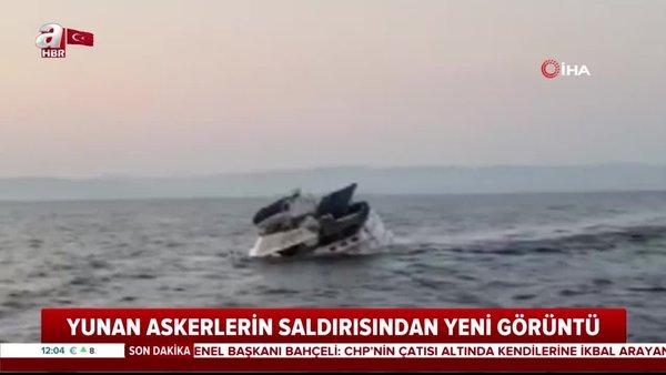 Son dakika | Yunan askerinin ateş açıp, 3 kişiyi yaraladığı olayla ilgili şok görüntüler ortaya çıktı | Video