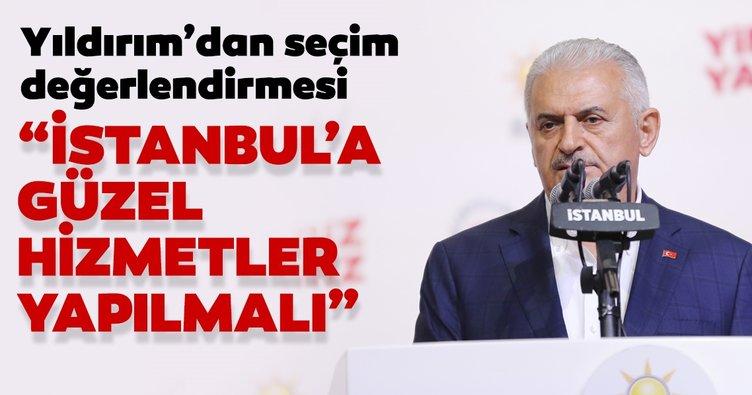 Binali Yıldırım: Türkiye'de demokrasinin kusursuz işlediği görüldü