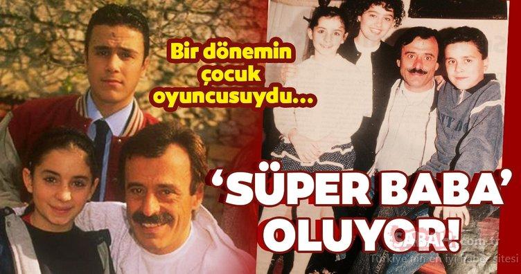 Süper Baba'nın Alim'i Eray Demirkol baba oluyor! Süper Baba'nın çocuk oyuncusu Eray Demirkol sosyal medyadan duyurdu...