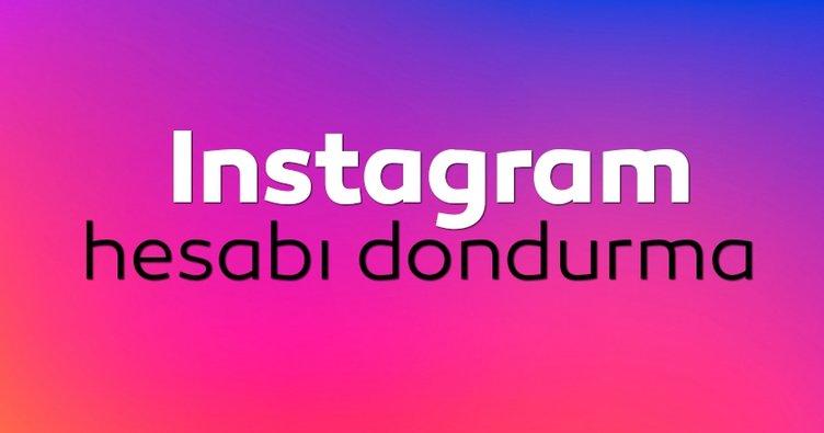 Türkçe Instagram hesap dondurma! Instagram dondurma, kalıcı kapatma ve silme nasıl yapılır?