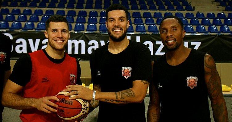 ABD'li basketbolcular Türkiye'de mutlu