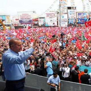 Erdoğan'dan Cumhurbaşkanlığı tecrübe ister mitingleri