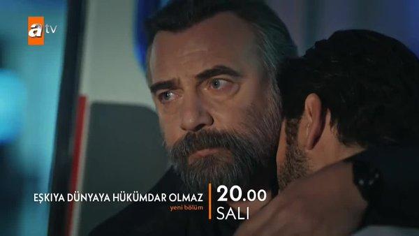 Eşkıya Dünyaya Hükümdar Olmaz 171. Bölüm (10 Kasım 2020 Salı) Hızır Çakırbeyli'yi sarsan ölüm | Video