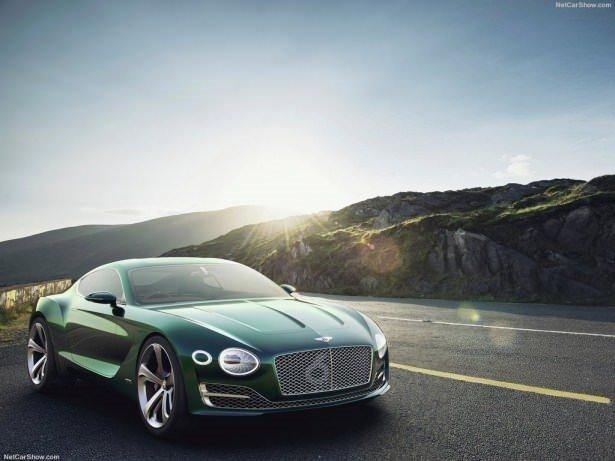Bentley Cenevre'yi salladı!