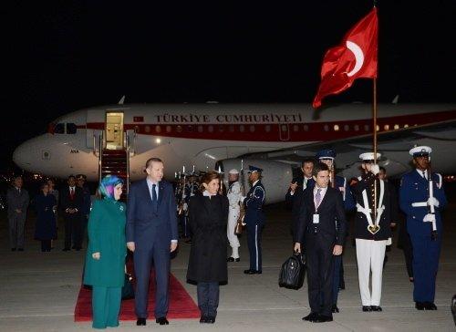 Başbakan Erdoğan'ın ABD ziyareti