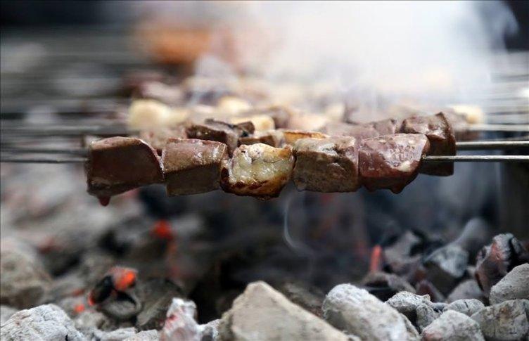 Ciğer kebabıyla kahvaltı geleneği