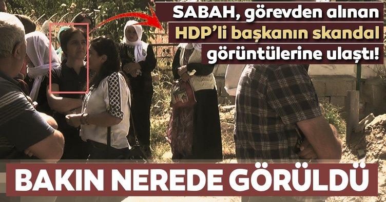 O baÅ?kan PKKâ??lı teröristin defin iÅ?lemindeâ?¦