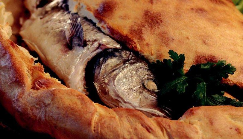 Hamurda Balık