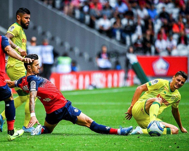 Lille - Nantes maçında Yusuf Yazıcı'ya büyük sürpriz