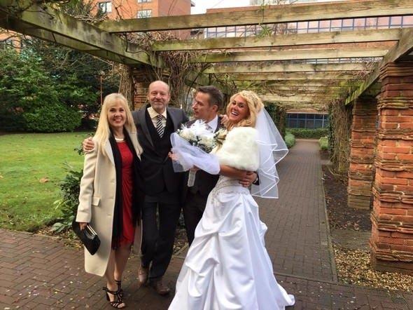 Çılgın Bediş'in Banu'su evlendi!