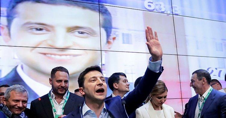 Ukrayna'de seçimlerden sonra yeni dönem!