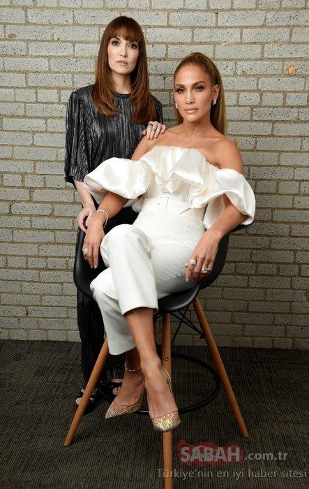 Jennifer Lopez'in başrolünde yer aldığı filmi gösterime giriyor!