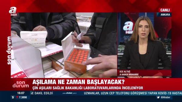 Son Dakika: Corona virüs aşısı ne zaman vurulmaya başlanacak? Kovid-19 aşısı Türkiye'de son aşamada! | Video