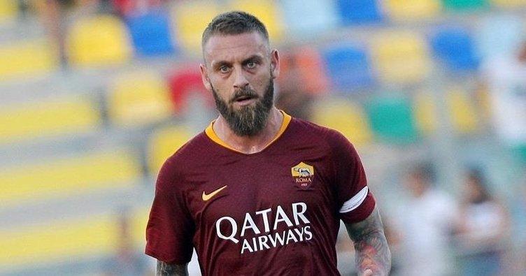 Roma efsanesi Fiorentina'da! Daniele De Rossi...
