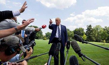 """Trump: """"İran beladan başka bir şey değil"""""""