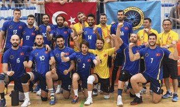 Beykent Üniversitesi şampiyonluk maçında