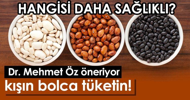 Dr. Mehmet Öz öneriyor: Kışın bolca tüketin!