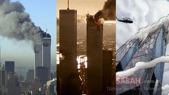 11 Eylül saldırılarının üzerinden 18 yıl geçti! 11 Eylül saldırılarına ilişkin tüyler ürperten tesadüf ortaya çıktı