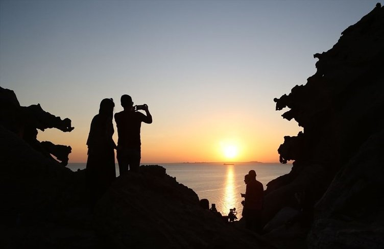Hürmüz Adası'ndaki 'Cadılar Vadisi'