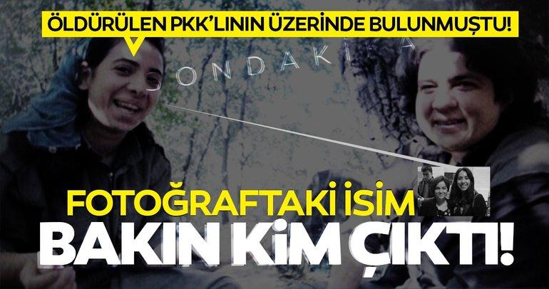 Son Dakika Haberi: Öldürülen PKK'lı yöneticinin üzerinden çıkan fotoğraf şoke etti; İşte terörist çıkan avukat