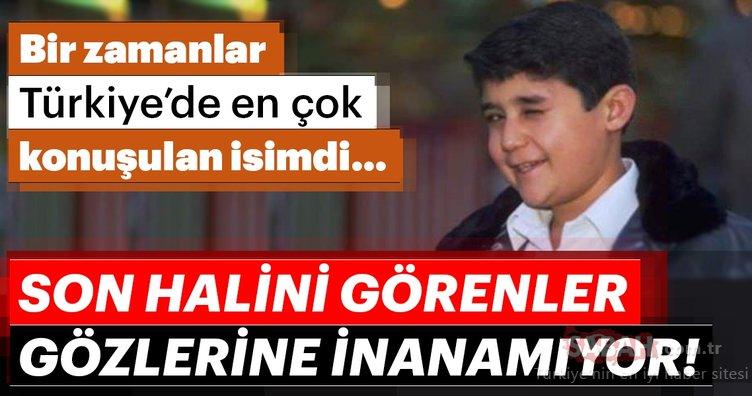 Bir zamanlar Türkiye'de en çok konuşulan isimdi! Son halini görenler gözlerine inanamıyor