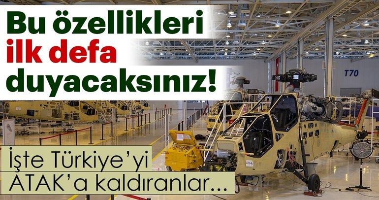 Türkiyenin yerli ve milli silahları - Efsanelerin özellikleri...