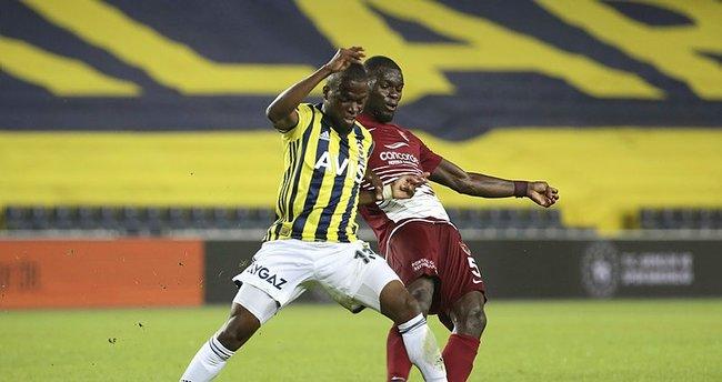 Kadıköy'de sessiz gece! Fenerbahçe 0-0 Hatayspor