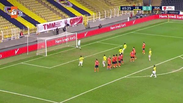 Fenerbahçe 1 - 2 Başakşehir Maçı Geniş MAÇ ÖZETİ GOLLER Tartışmalı pozisyonlar (9 Şubat 2021 Salı) | Video