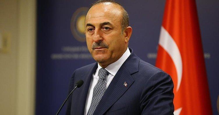 Bakan Çavuşoğlu'ndan 10 Kasım mesajı