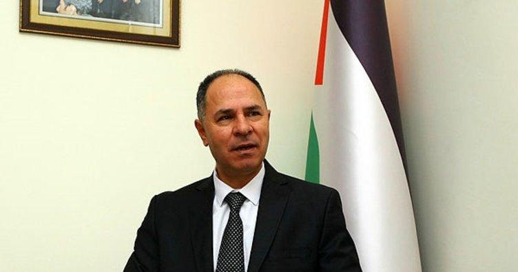 Filistin'in Ankara Büyükelçisi, Türkiye'nin Filistin meselesindeki tavrı sabit dedi
