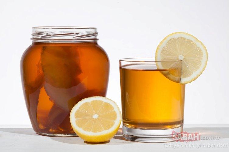 Faydaları saymakla bitmeyen Kombu çayı nasıl hazırlanır?