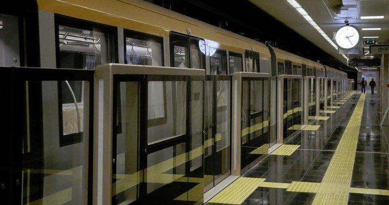 Türkiye'nin ilk sürücüsüz metrosu Üsküdar-Ümraniye arasında açıldı