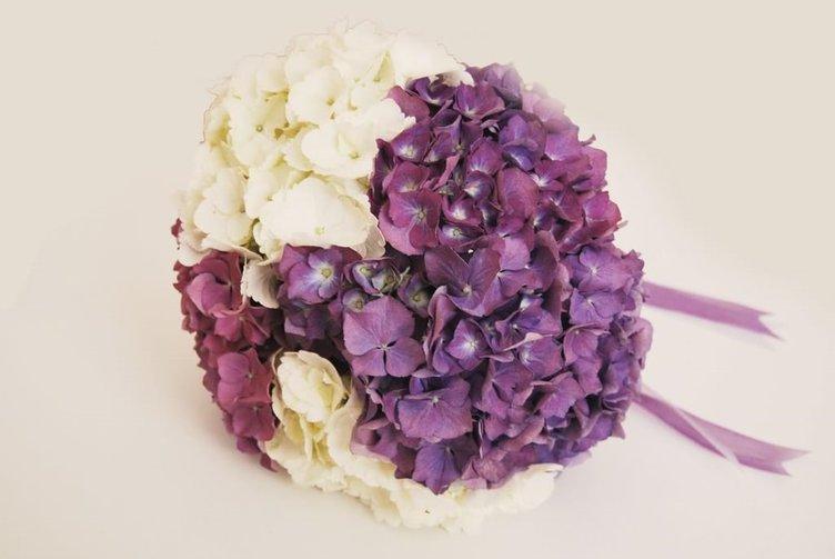 En ilginç gelin çiçekleri