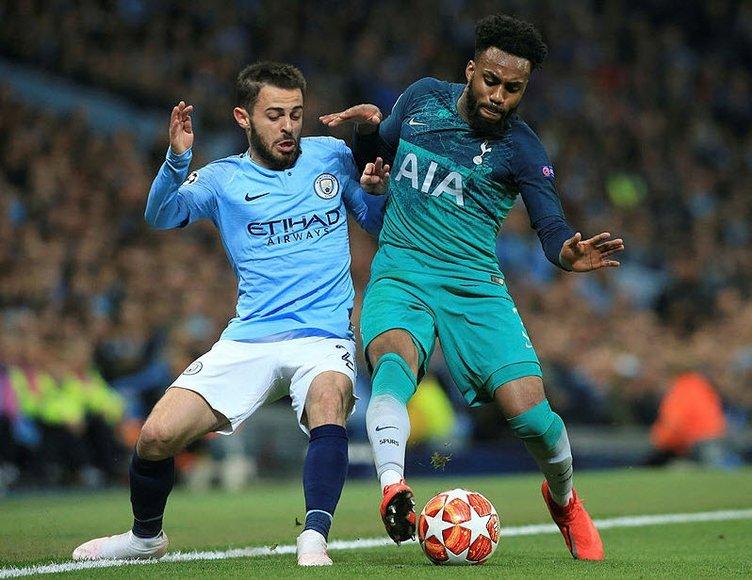 Manchester City - Tottenham maçı tarihe geçti! Cüneyt Çakır'ın VAR kararı ile...
