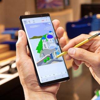 Samsung Galaxy Note 9 gerçekten iPhone X'in gerisinde mi?