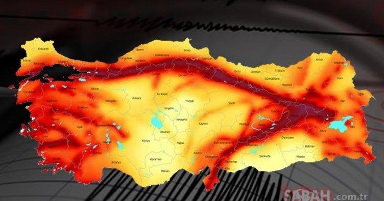 Son dakika haberi: Burdur'da deprem! AFAD ve Kandilli Rasathanesi son depremler Antalya, Denizli ve Konya'da da hissedildi!