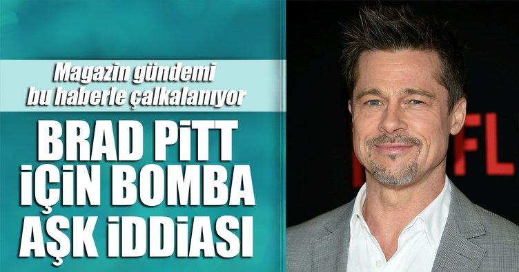 Bomba aşk iddiası: Brad Pitt ile Elle Macpherson çıkıyor