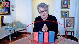 iPhone 12 serisinden hangisi size göre? İşte iPhone 12 Mini, iPhone 12, iPhone 12 Pro ve iPhone 12 Pro Max...   Video