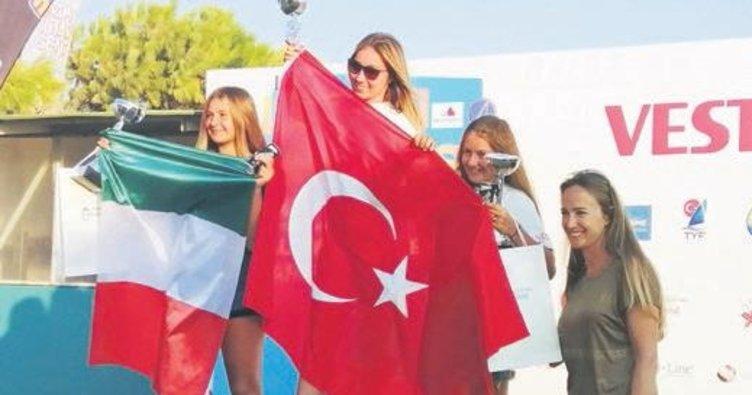Türk sporcuların büyük başarısı