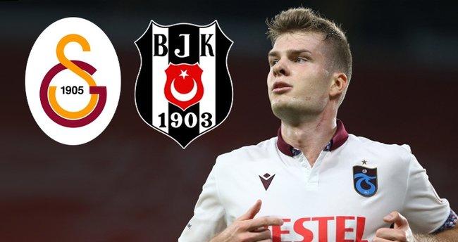 Son dakika: Alexander Sörloth'un babasından transfer açıklaması! Trabzonspor, Beşiktaş ve Galatasaray...