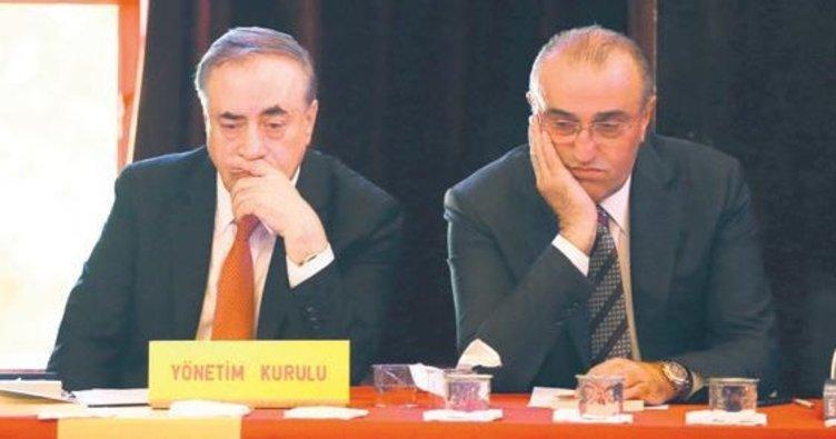 Galatasaray'da 'seçim' gerilimi