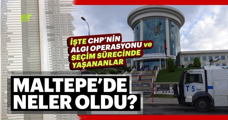 Yerel seçimlerde herkesin gözü İstanbul'daydı. İşte kritik nokta Maltepe'de yaşananlar...