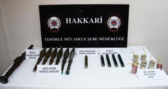 Hakkari'de operasyon: 7 gözaltı