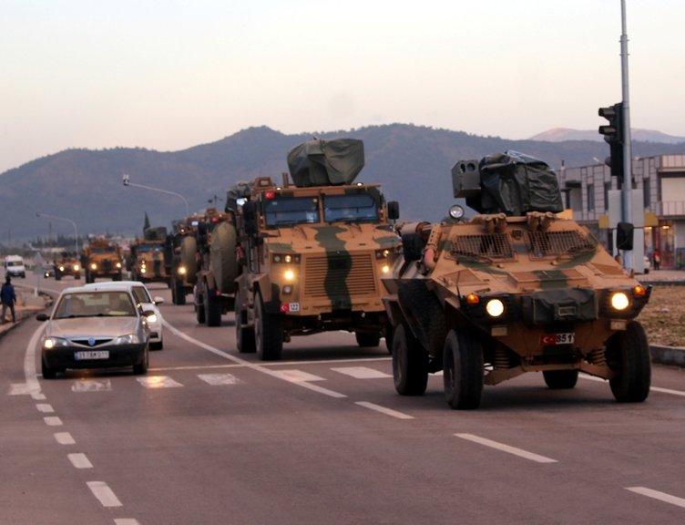 Sincar ve Karacak'a düzenlenen operasyonda müthiş detay