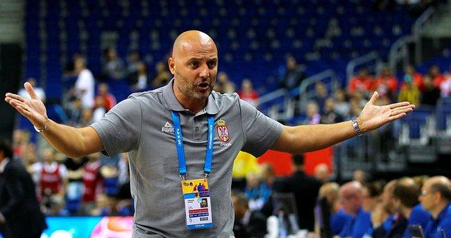 Fenerbahçe Beko'nun yeni başantrenörü Aleksandar Djordjevic oldu!
