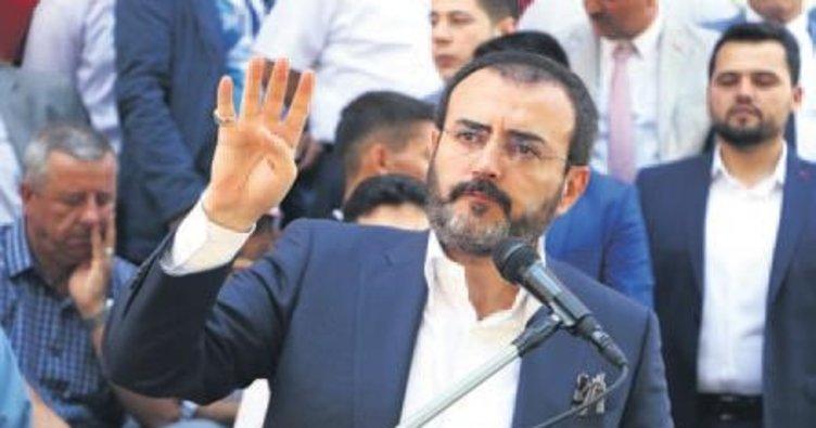 AK Partili Ünal'dan tek devlet vurgusu