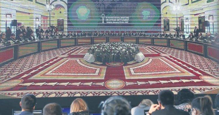 12'nci Astana toplantısı haftaya